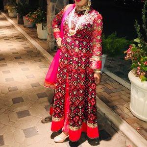 Dresses & Skirts - Beautiful colorful Anarkali/Salwar Kameez